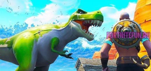 Динозавр в Засаленной Закусочной