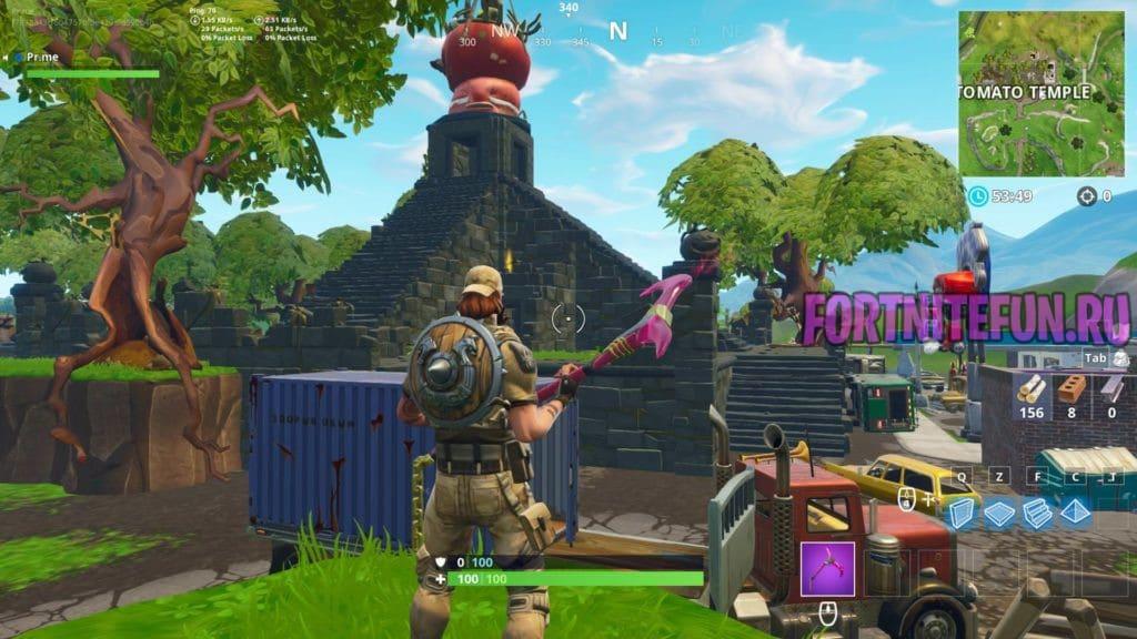 куб 1024x576 - Распространились слухи о новом событии Fortnite – «Куб»