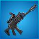 Assault Rifle Scoped rare - Всё оружие фортнайт королевская битва