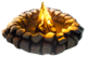 Cozy Campfire - Все предметы фортнайт