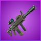 Thermal Scope Assault Rifle epic
