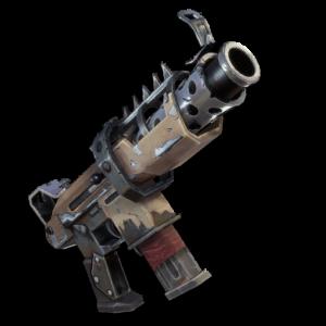 Пистолет пулемет - Оружие Fortnite: Путешествие в Прошлое