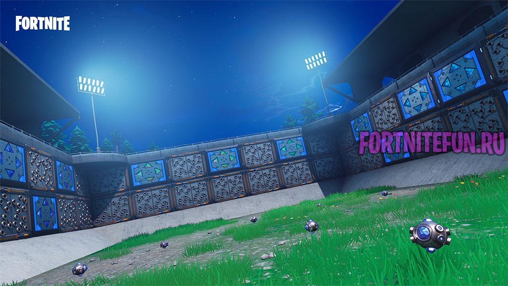 стадион - Обновление Fortnite 5.41