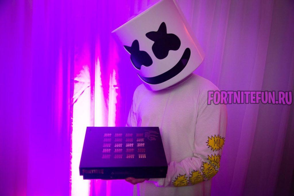 2 1024x683 - Стример Ninja и исполнитель Marshmello пожертвовали Xbox One детям