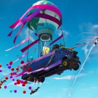 BattleBusBirthday 320x320 - Игроки смогут менять внешность автобуса