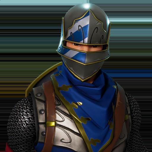 Blue Squire icon - Синий оруженосец (Blue Squire)