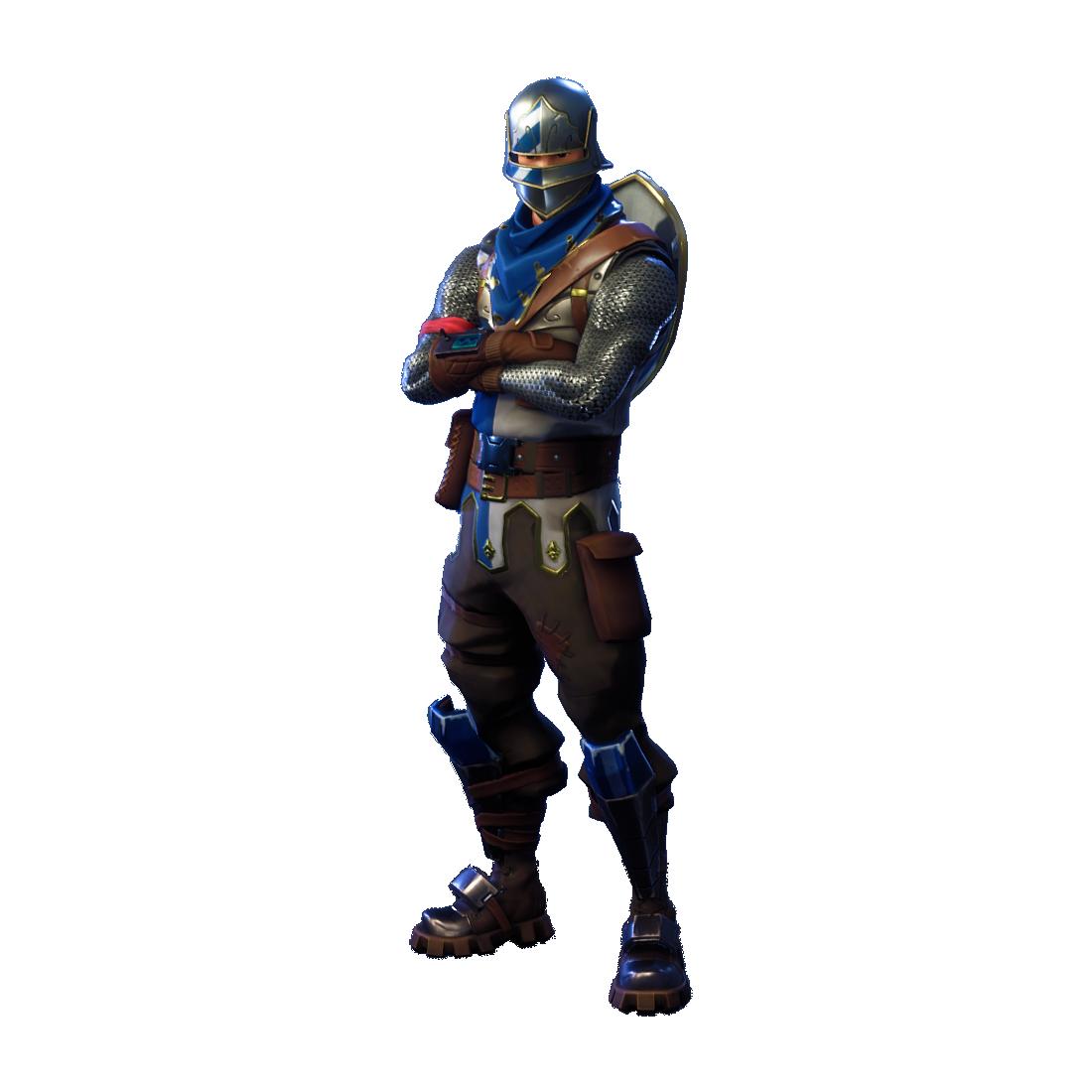 Blue Squire - Синий оруженосец (Blue Squire)