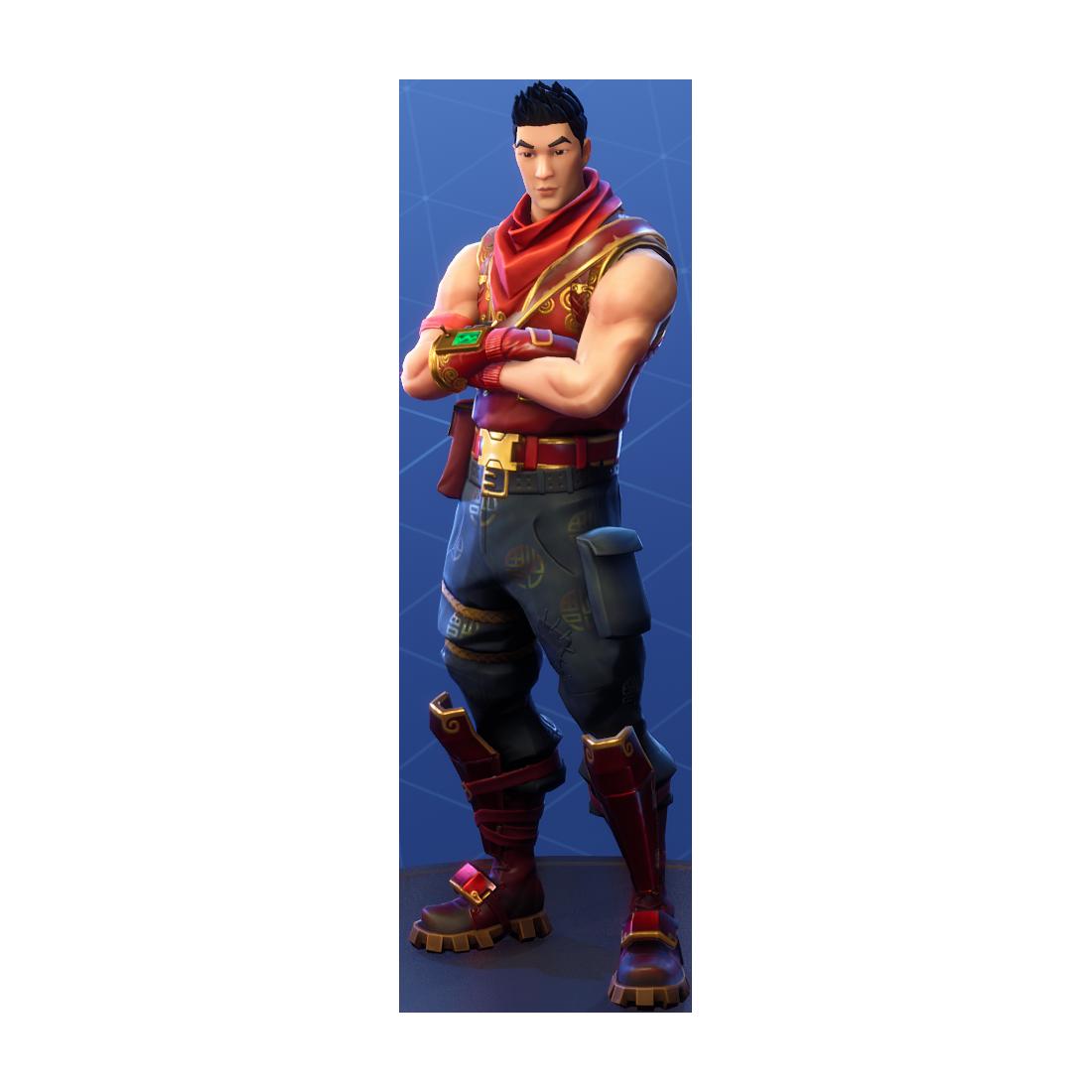 Crimson Scout - Crimson Scout (Малиновый разведчик)