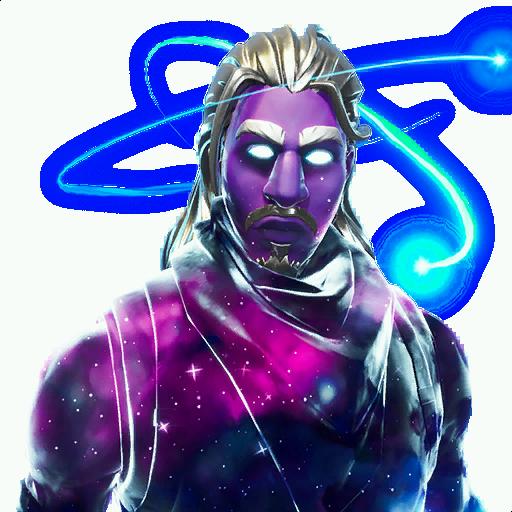 Galaxy icon - Галактический воин (Galaxy)