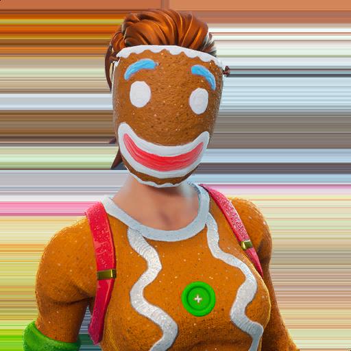 Ginger Gunner icon - Пряничный стрелок (Ginger Gunner)