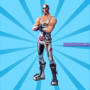 Masked Fury 300x300 - Все скины Fortnite