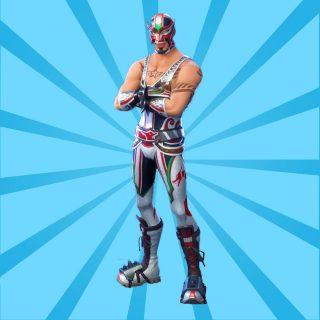 Masked Fury 320x320 - Все скины Fortnite