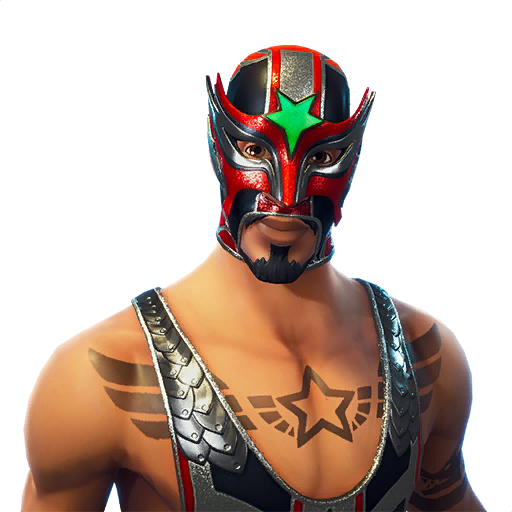 Masked Fury icon - Лучадор (Masked Fury)