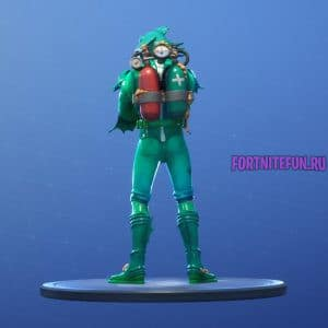 Moisty Merman back 300x300 - Тритон (Moisty Merman)