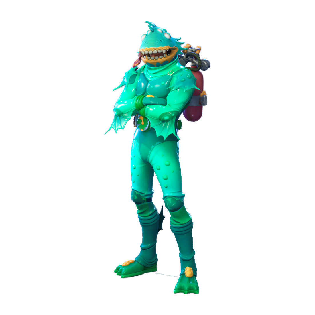 Moisty Merman - Тритон (Moisty Merman)
