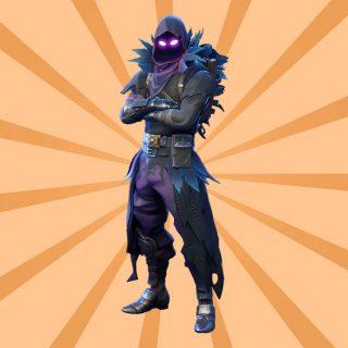 Raven 320x320 - Все скины Fortnite