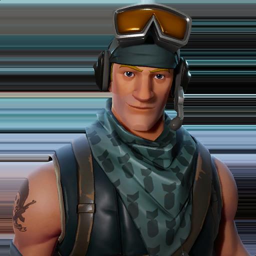 Recon Scout icon - Лазутчик (Recon Scout)