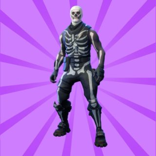 Skull Trooper 320x320 - Все скины Fortnite