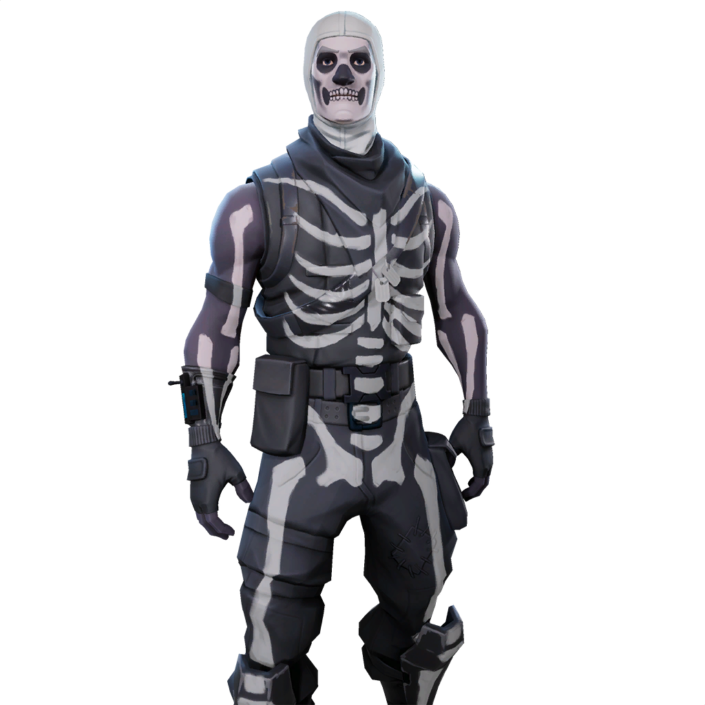 Skull Trooper featured - Skull Trooper (Скелет)