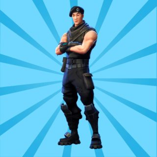 Special Forces 320x320 - Все скины Fortnite
