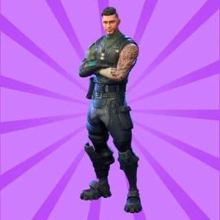 Squad Leader 320x320 - Все скины Fortnite