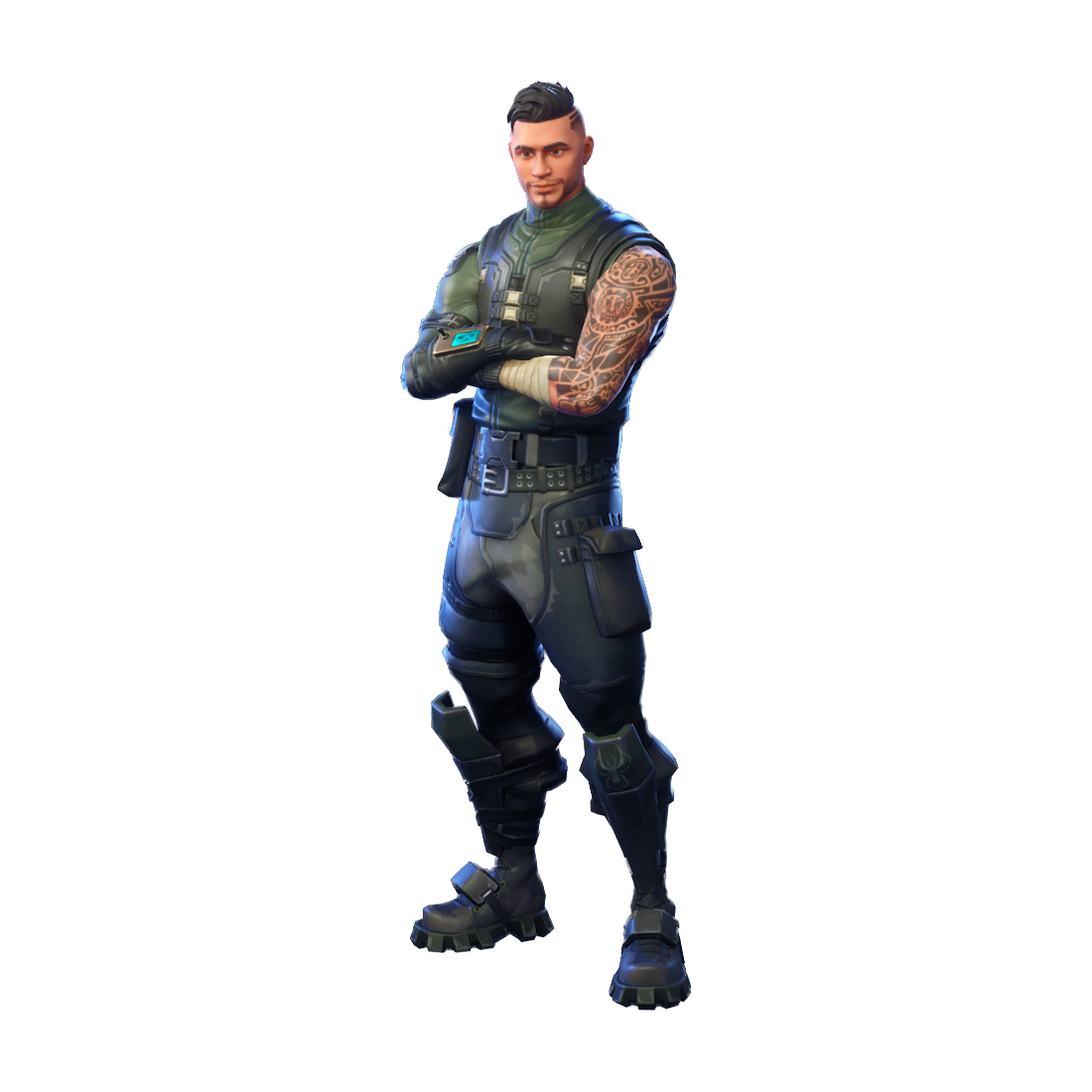 Squad Leader - Squad Leader (Крепкий орешек)
