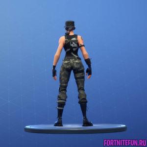 Survival Specialist back 300x300 - Партизан (Survival Specialist)
