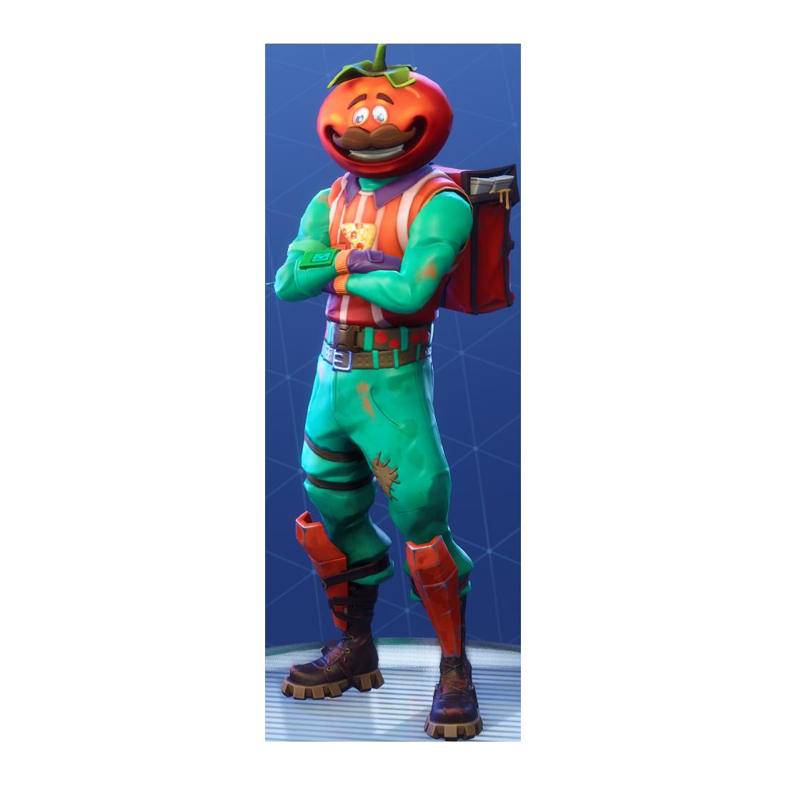 Tomatohead - Синьор помидор (Tomatohead)