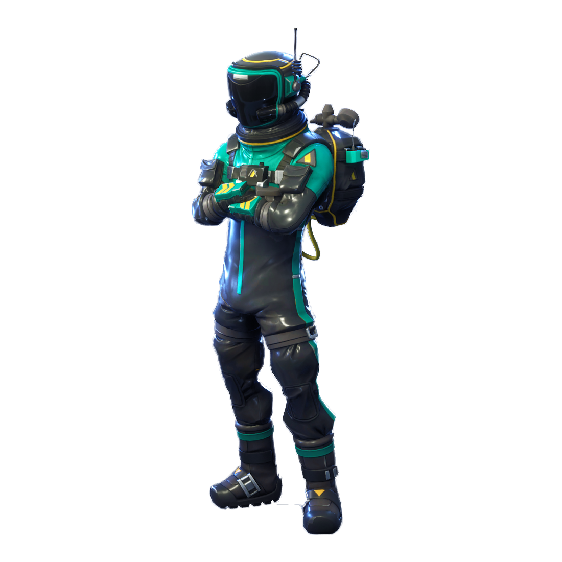Toxic Trooper - Дезактиватор (Toxic Trooper)