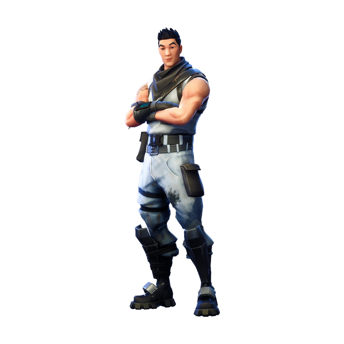 Trooper - Пехотинец (Trooper)