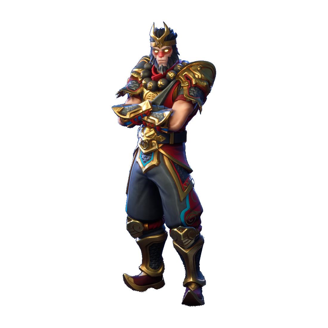 Wukong - Повелитель обезьян (Wukong)