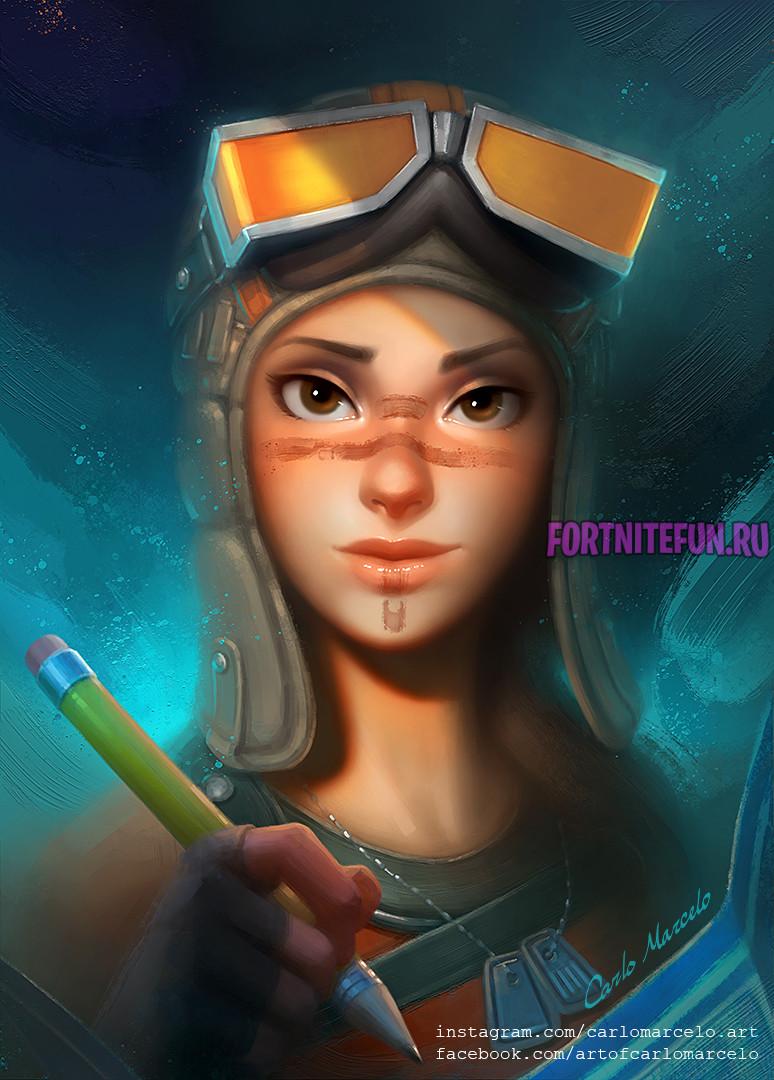 tarantadu - Творчество игроков Fortnite: выпуск 1