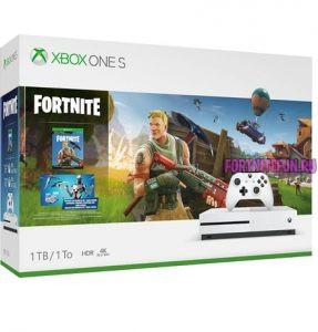xbox fortnite - Новый Fortnite Bundle для Xbox One S c эксклюзивным скином «Eon»
