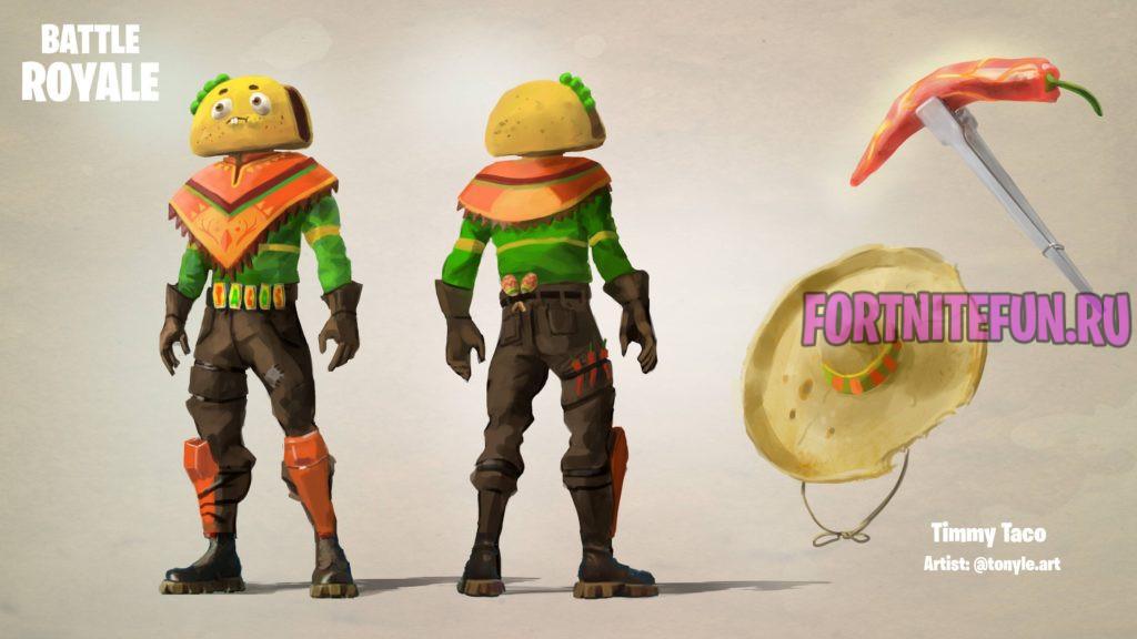 1024x576 - Творчество игроков Fortnite: выпуск 3