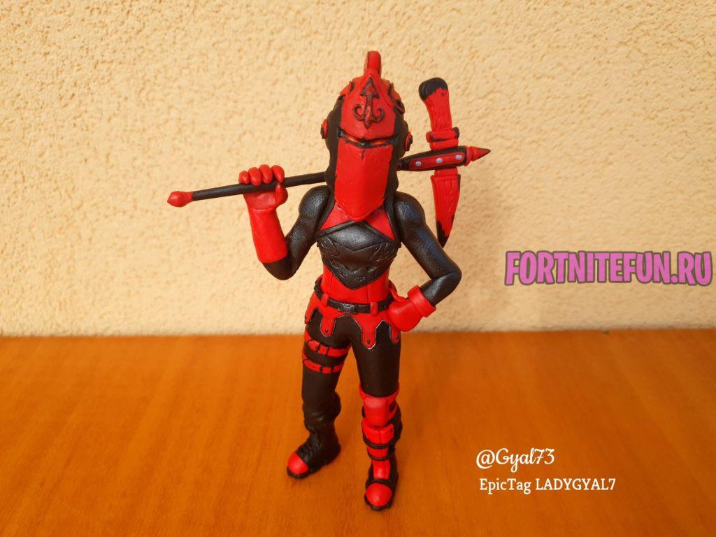 Red Knight 1024x768 - Творчество игроков Fortnite: выпуск 3
