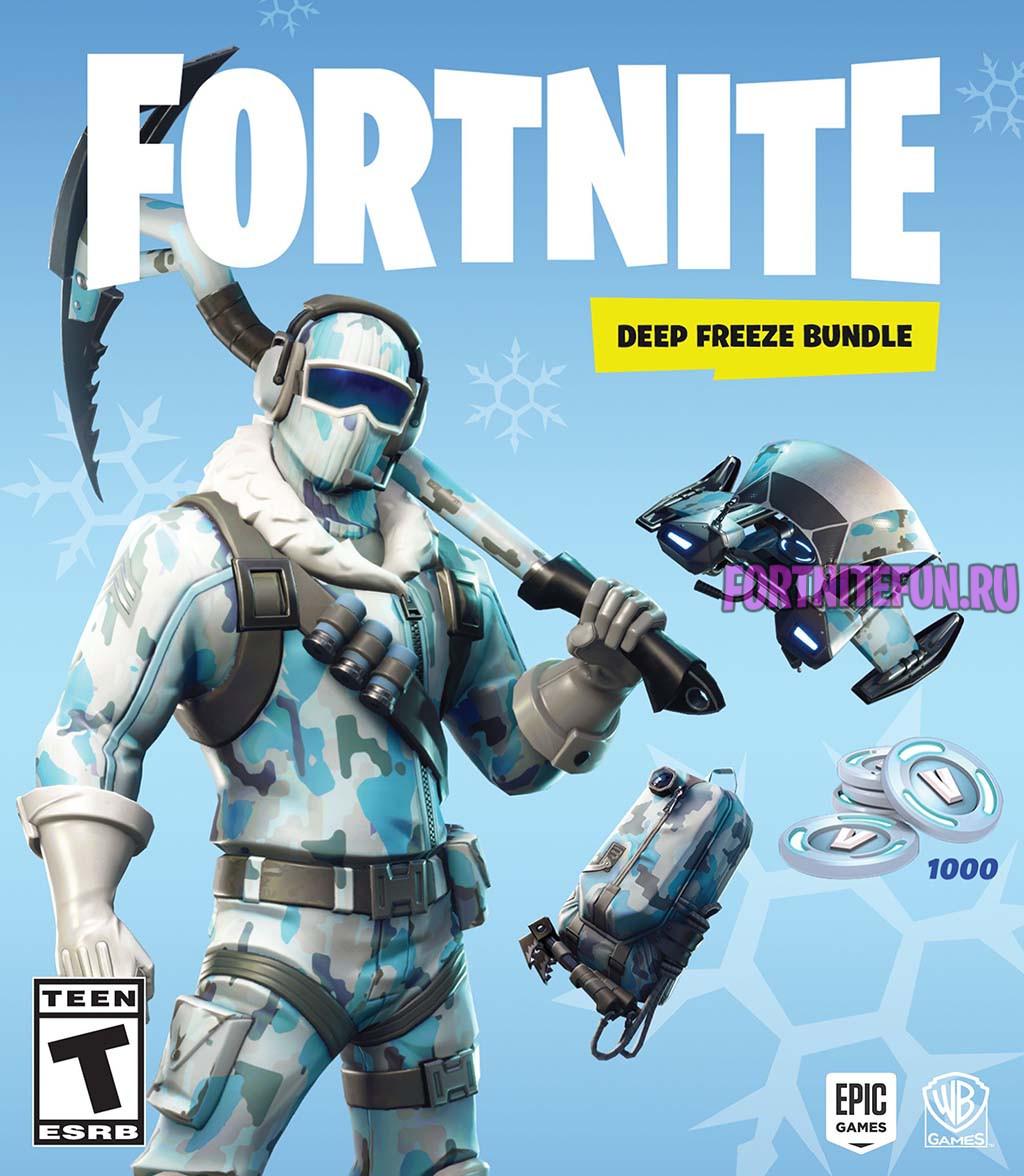 """Deep Freeze - Новый набор """"Deep Freeze"""" появится в ноябре"""