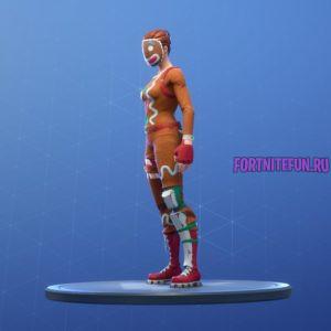Ginger Gunner profile 300x300 - Пряничный стрелок (Ginger Gunner)