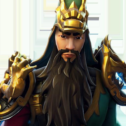 Guan Yu icon - Гуань Юй (Guan Yu)
