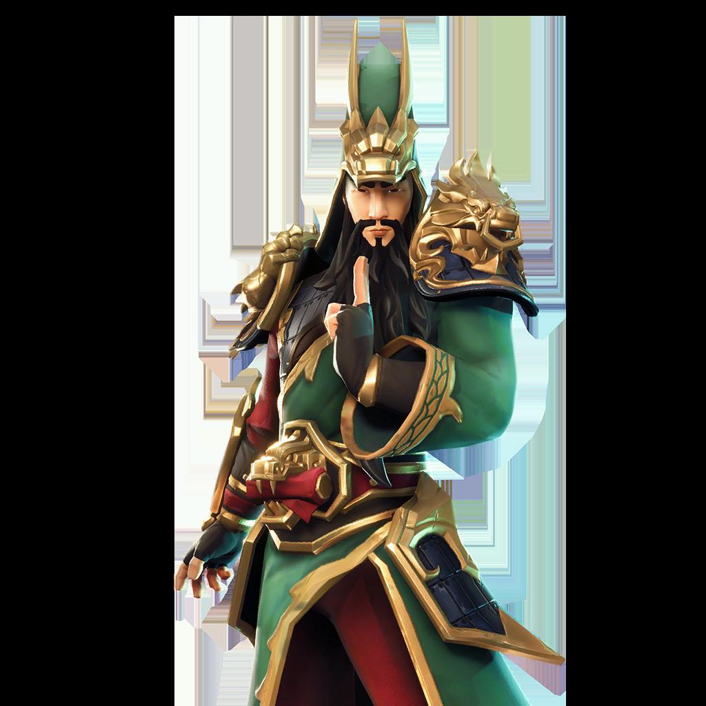 Guan Yu - Гуань Юй (Guan Yu)