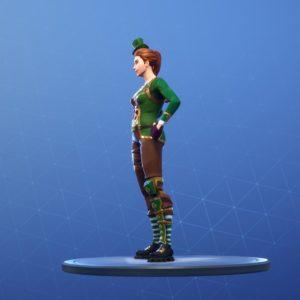 Sgt profile 300x300 - Сержант зеленый клевер (Sgt Green Clover)