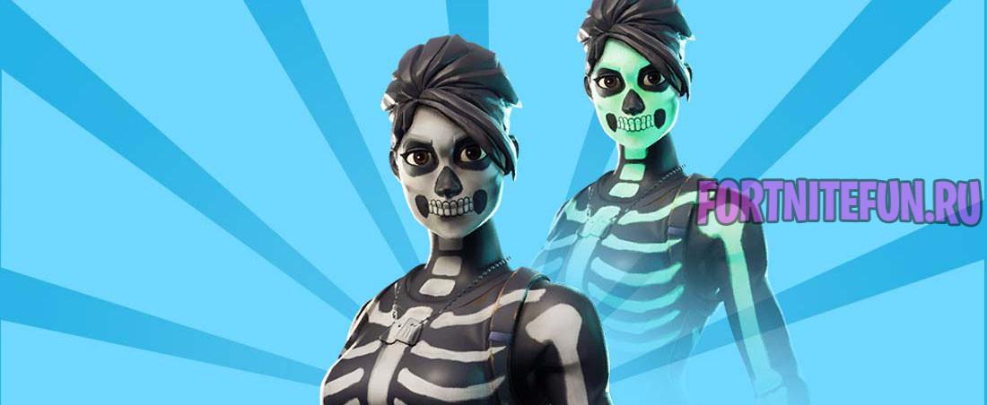 Skull Ranger 1 - Тест на знание перевода скинов