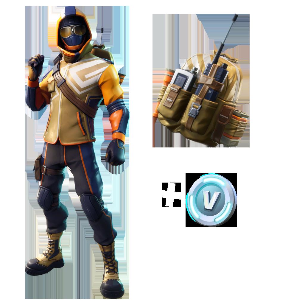 Summit Striker featured - Summit Striker (Стильный спецназовец)