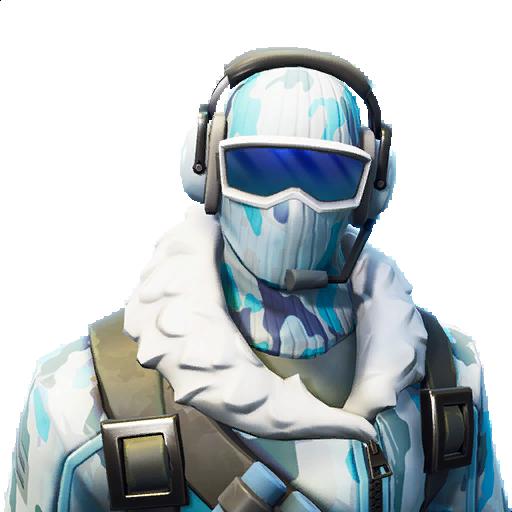Frostbite icon - Полярник (Frostbite)