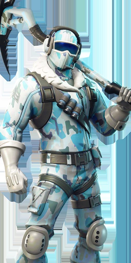 Frostbite - Полярник (Frostbite)