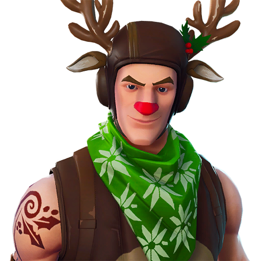 Red nosed Ranger icon - Красноносый наездник (Red-nosed Ranger)