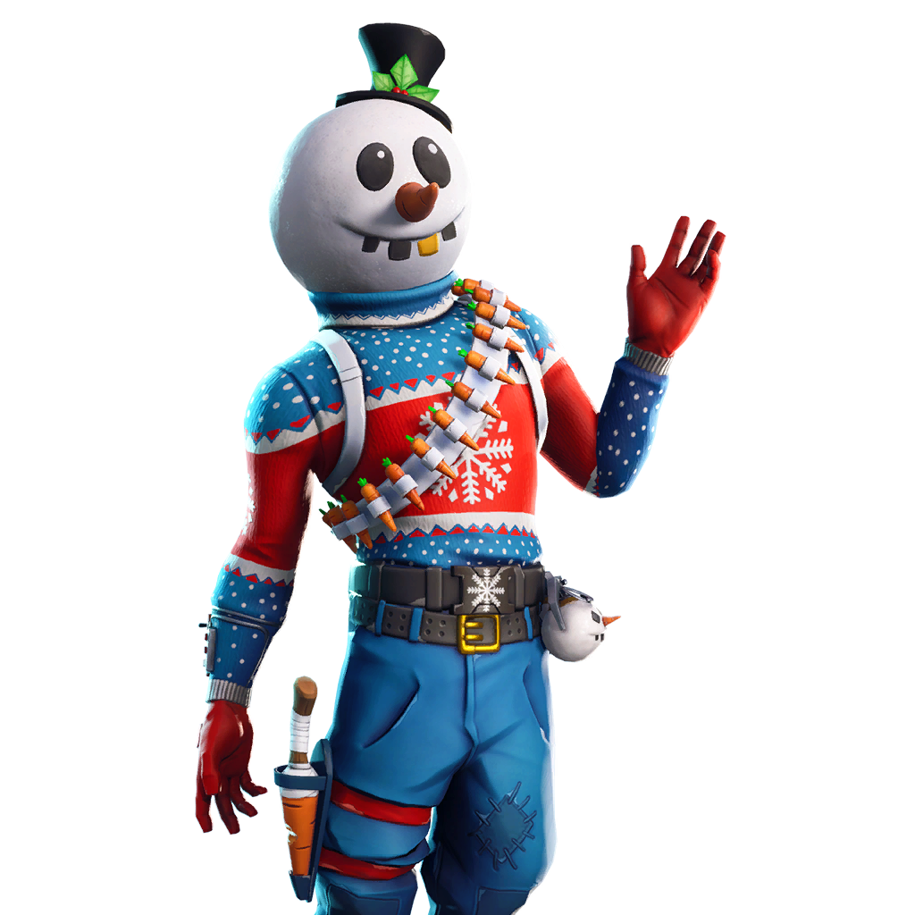 Slushy Soldier featured - Slushy Soldier (Снегобой)
