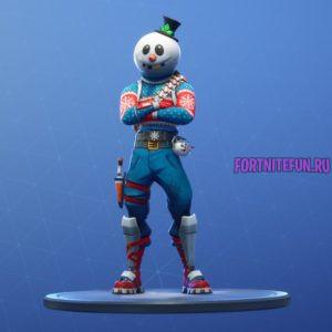 Slushy Soldier fullface 300x300 - Снегобой (Slushy Soldier)