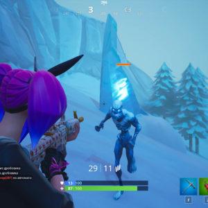 зомби 300x300 - Испытания Ледяной бури - прохождение