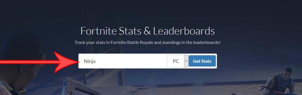 фортнайт статс 1024x323 - Фортнайт статс - быстрый анализ игрока по нику
