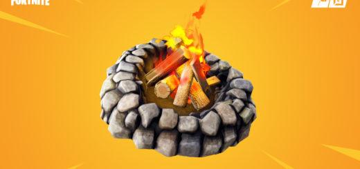 Campfire 520x245 - Обновление контента 7.30 фортнайт